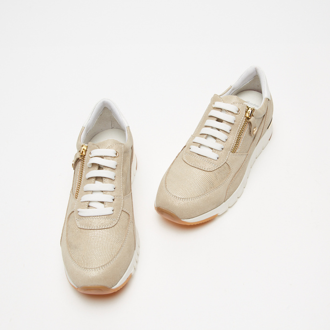Chaussures Femme flexible, Or, 543-8579 - 26