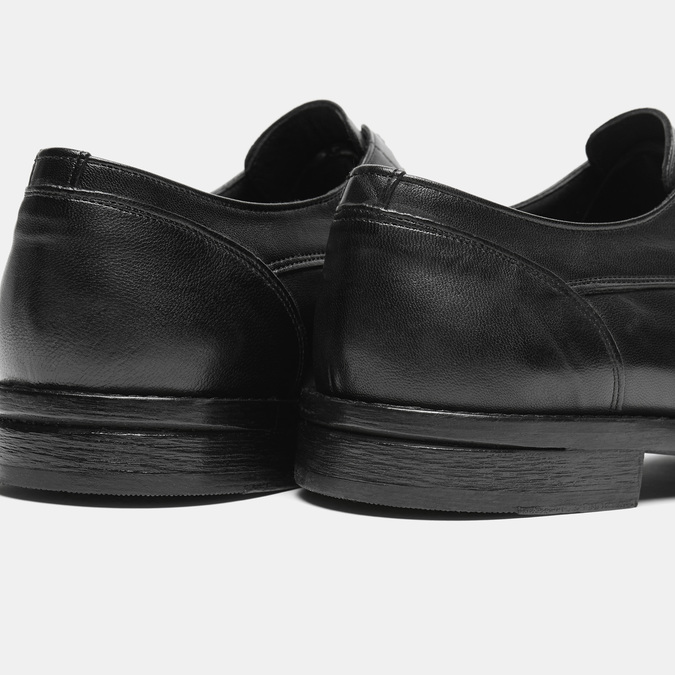 Chaussures Homme bata, Noir, 824-6207 - 16