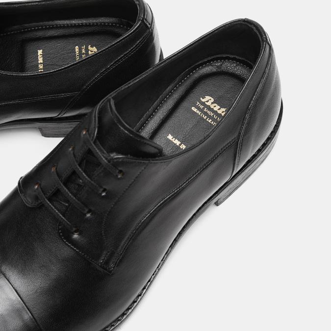 Chaussures Homme bata, Noir, 824-6207 - 17