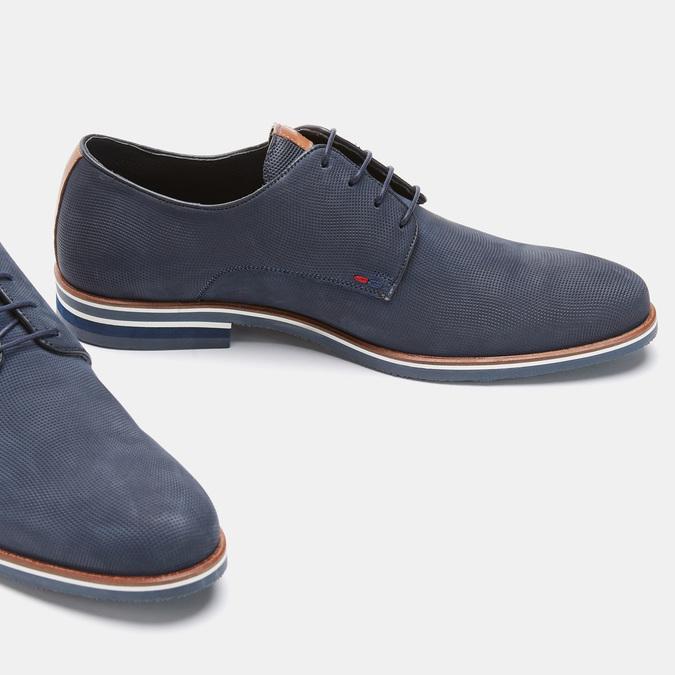 Chaussures Homme bata, Bleu, 826-9762 - 17