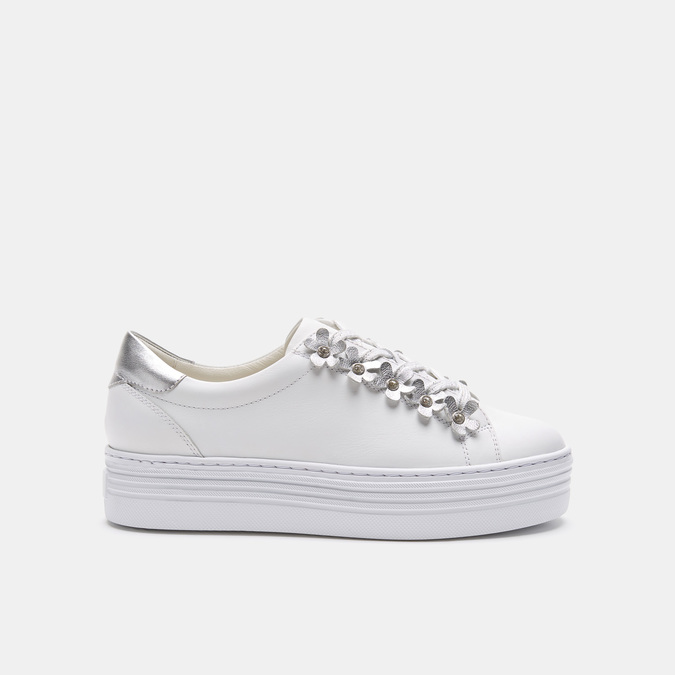 Chaussures Femme bata, Blanc, 544-1548 - 13