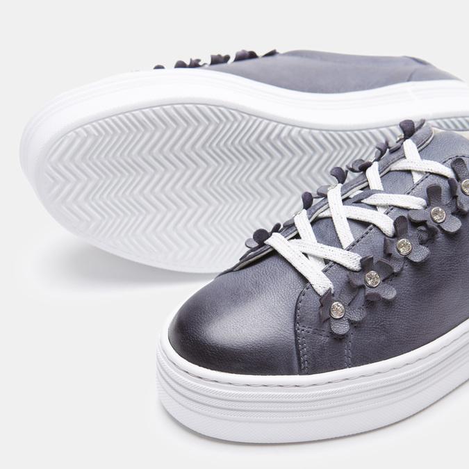 Chaussures Femme bata, Bleu, 544-9548 - 17