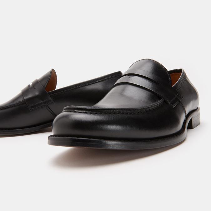Chaussures Homme bata, Noir, 814-6125 - 17