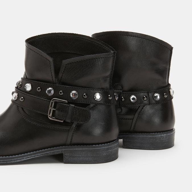 Chaussures Femme bata, Noir, 594-6856 - 15