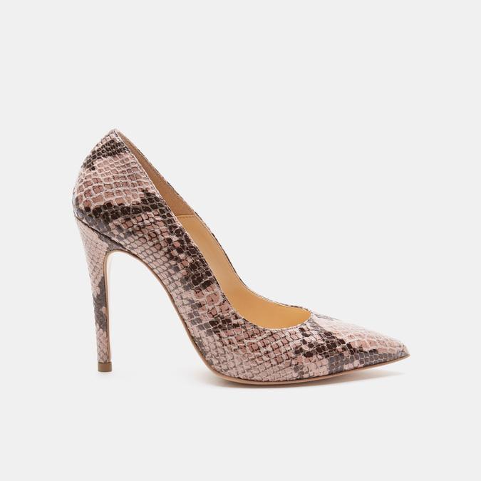 Chaussures Femme bata, Beige, 721-8352 - 13