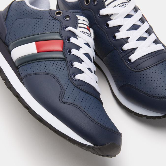 Chaussures Homme tommy-hilfiger, Bleu, 844-9853 - 15