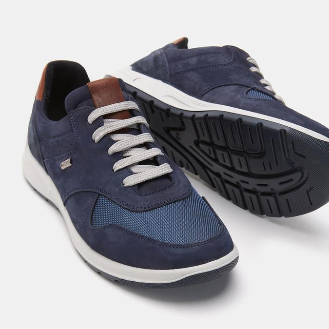 Chaussures Homme bata, Bleu, 844-9941 - 19