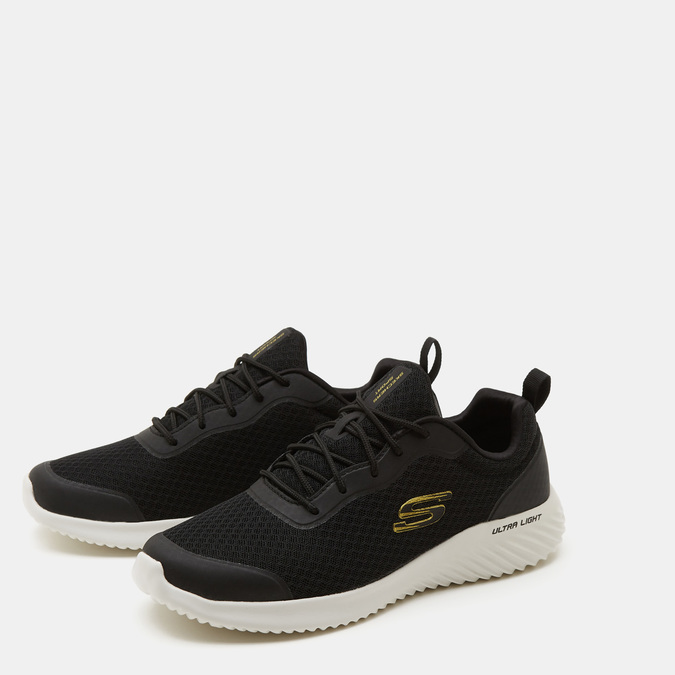 Chaussures Homme skechers, Noir, 809-6316 - 17