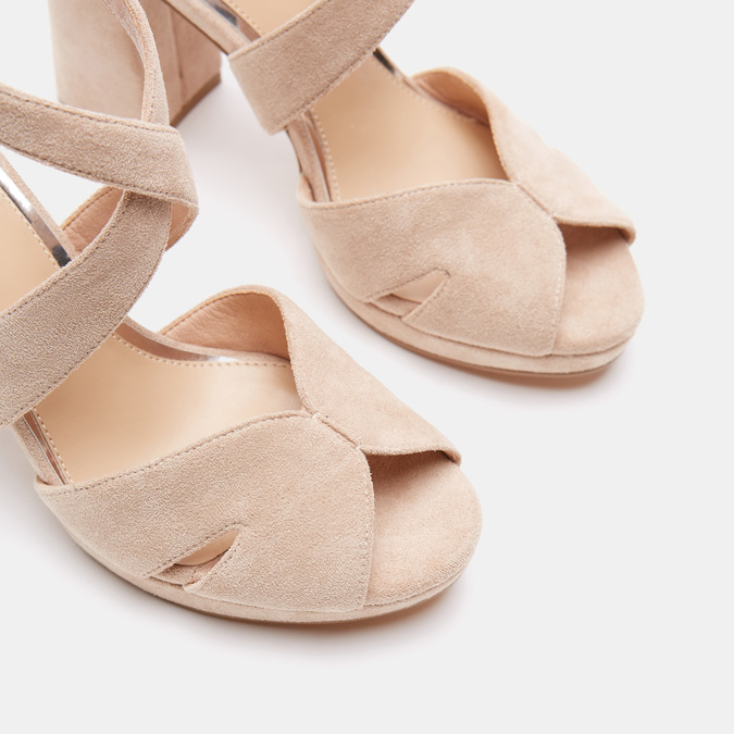 Chaussures Femme insolia, Rose, 769-5415 - 16