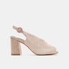 Chaussures Femme insolia, Beige, 763-8394 - 13