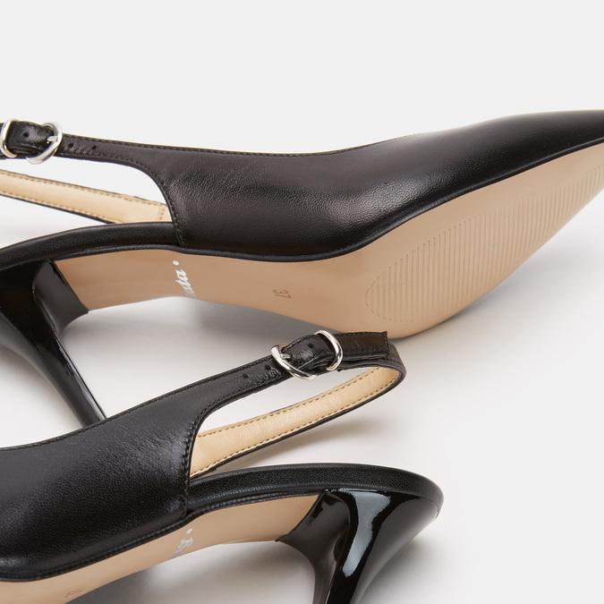 Chaussures Femme bata, Noir, 724-6413 - 19