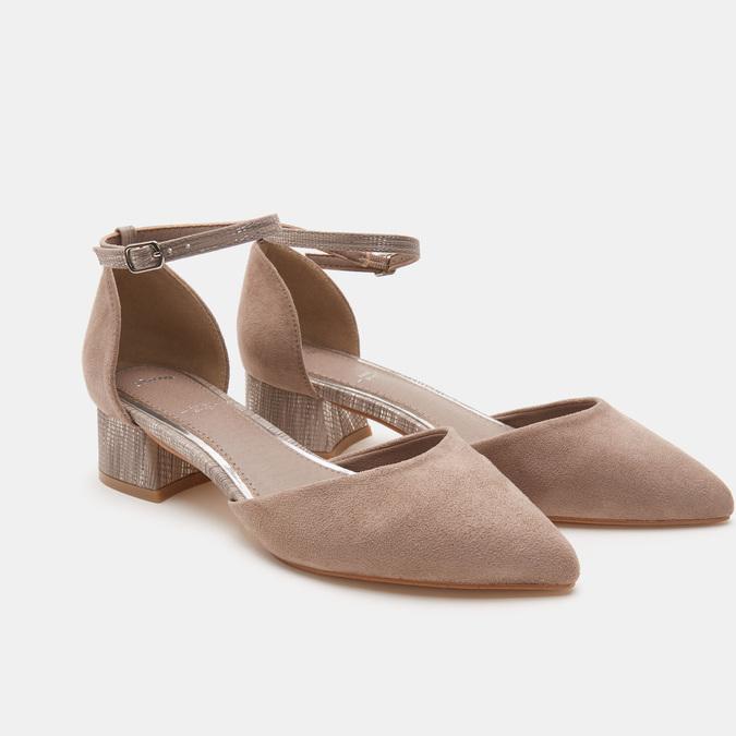 Chaussures Femme bata, Beige, 629-3210 - 15