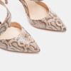 Chaussures Femme bata, Beige, 721-5351 - 16