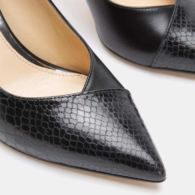 Chaussures Femme bata, Noir, 724-6412 - 26