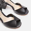 Chaussures Femme insolia, Noir, 764-6405 - 16