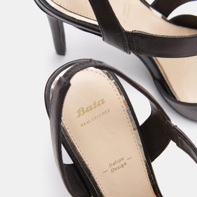Chaussures Femme bata, Noir, 724-6351 - 19