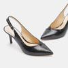 Chaussures Femme bata, Noir, 724-6412 - 16