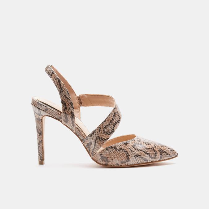 Chaussures Femme bata, Beige, 721-5351 - 13