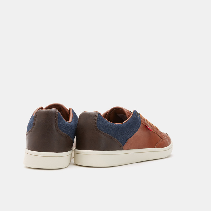 Chaussures Homme levis, Brun, 841-4864 - 17