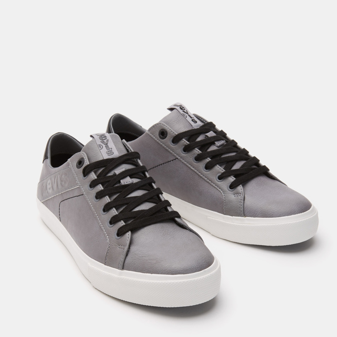 Chaussures Homme levis, Gris, 841-2860 - 16