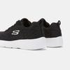 Chaussures Femme skechers, Noir, 509-6393 - 19