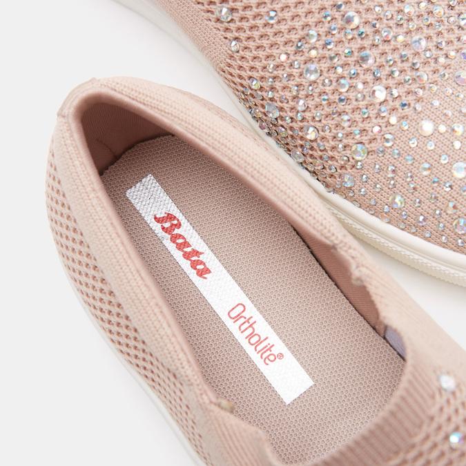 Chaussures Femme bata, Rose, 539-5167 - 17