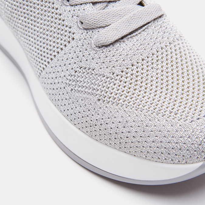 Chaussures Femme bata, Gris, 549-2561 - 26