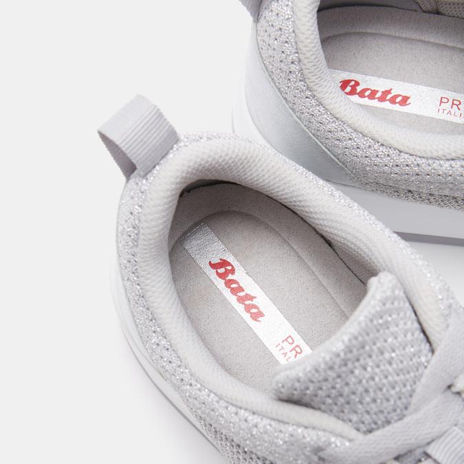 Chaussures Femme bata, Gris, 549-2561 - 19