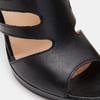 Chaussures Femme bata, Noir, 764-6391 - 26