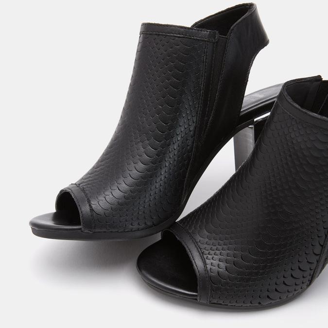 Chaussures Femme bata, Noir, 764-6369 - 19