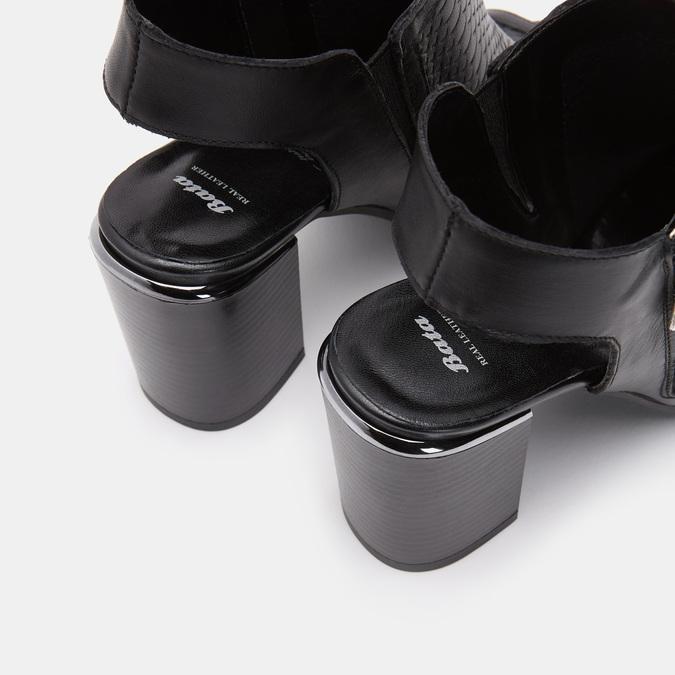 Chaussures Femme bata, Noir, 764-6369 - 16