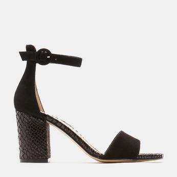 Chaussures Femme bata, Noir, 763-6750 - 13