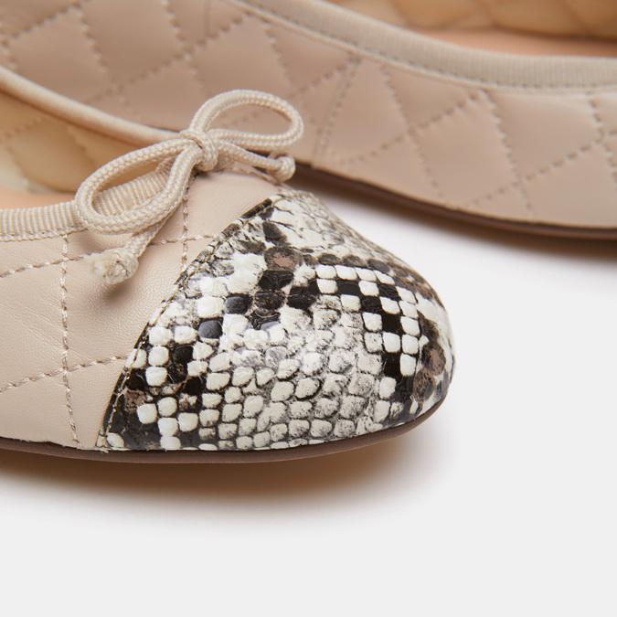 Chaussures Femme bata, Beige, 524-8455 - 15