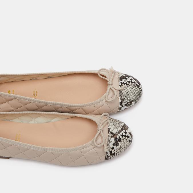 Chaussures Femme bata, Beige, 524-8455 - 19
