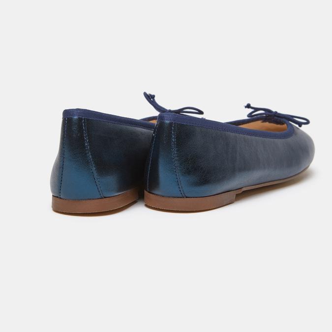 Chaussures Femme bata, Bleu, 524-9451 - 15