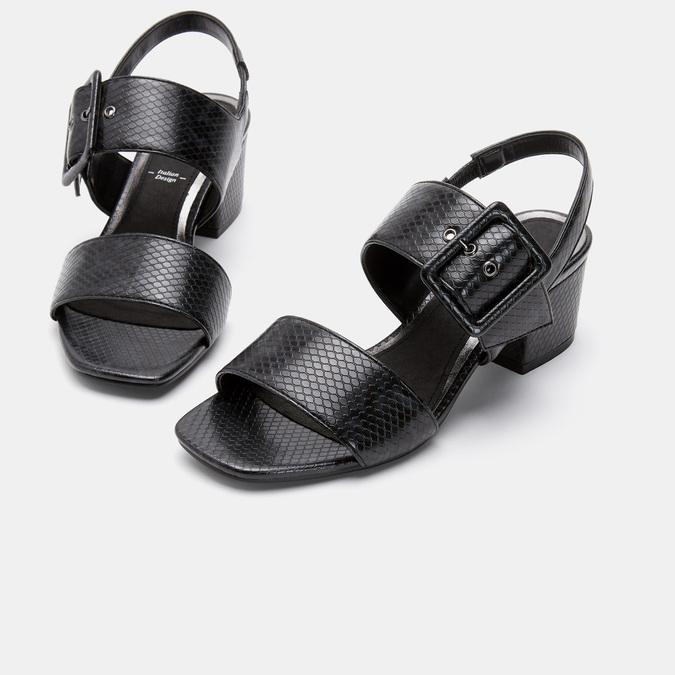 Chaussures Femme bata, Noir, 661-6211 - 16
