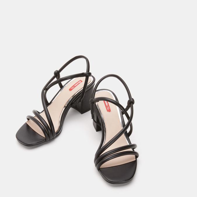 Chaussures Femme bata-rl, Noir, 761-6482 - 16