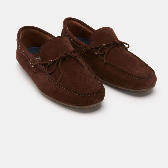 Chaussures Homme bata, Brun, 813-4132 - 16