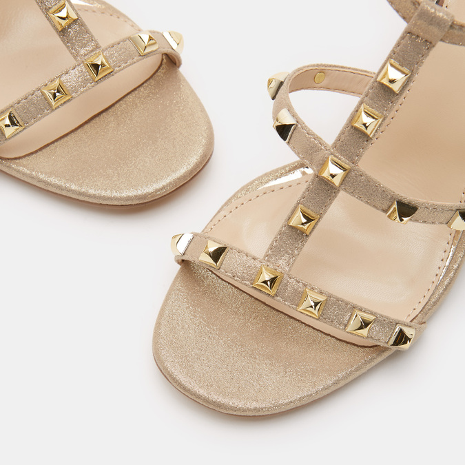 Chaussures Femme bata, Or, 769-8439 - 16