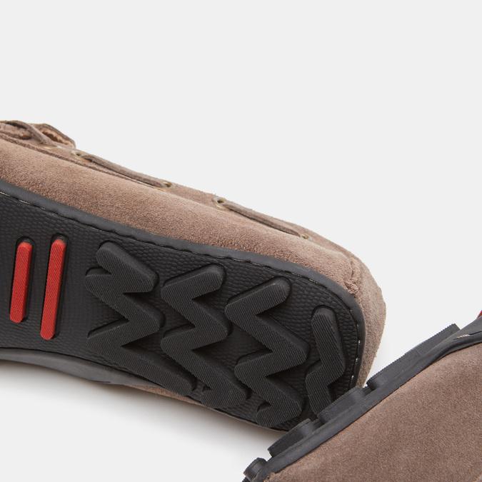 Chaussures Homme bata, Beige, 813-3132 - 17