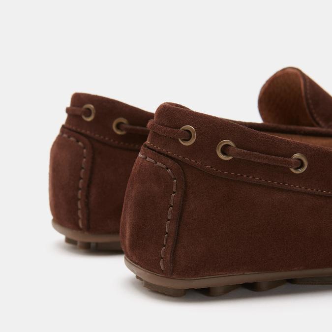 Chaussures Homme bata, Brun, 813-4132 - 17