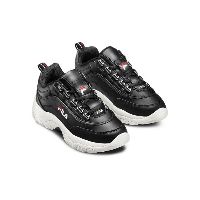 Chaussures Femme fila, Noir, 501-6273 - 16