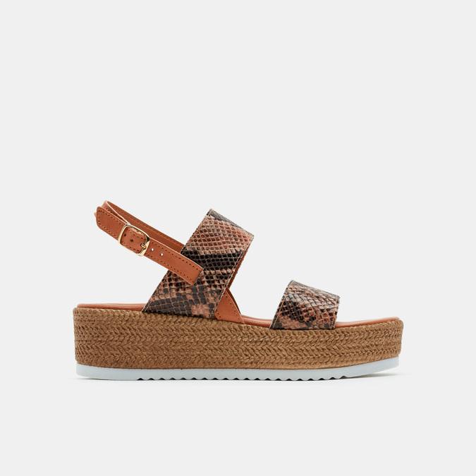 Chaussures Femme bata, Beige, 761-8765 - 13