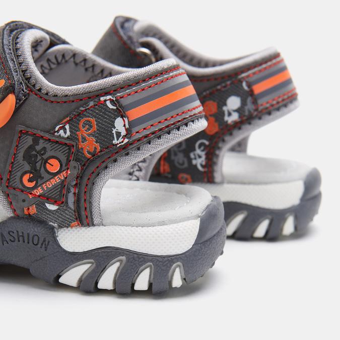 Chaussures Enfant mini-b, Gris, 261-2154 - 17