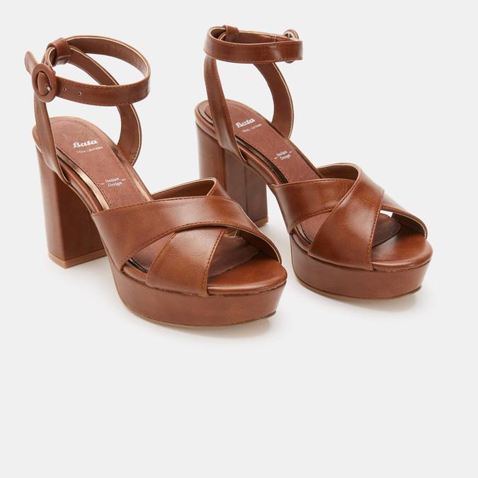 Chaussures Femme bata, Brun, 761-4470 - 16