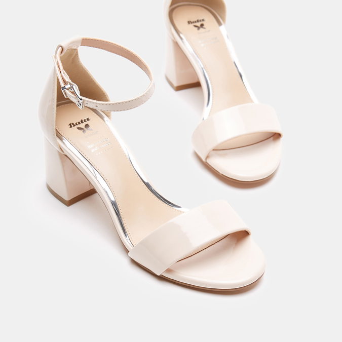 Chaussures Femme insolia, Beige, 761-8402 - 15