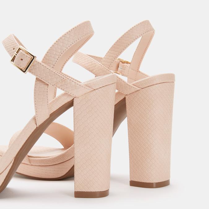 Chaussures Femme bata-rl, Rose, 761-5665 - 17