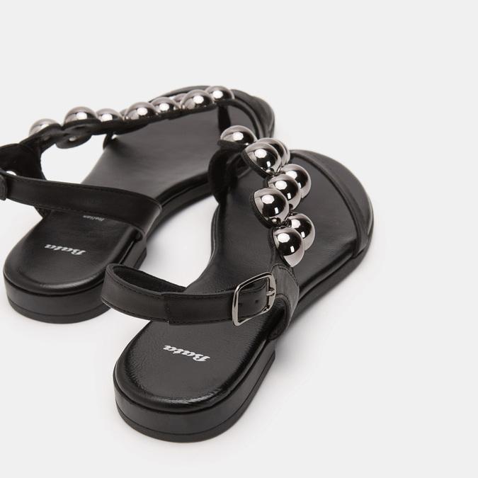 Chaussures Femme bata, Noir, 561-6698 - 17