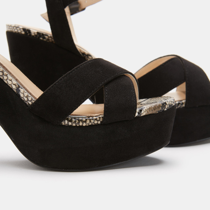 Chaussures Femme bata, Noir, 769-9466 - 19