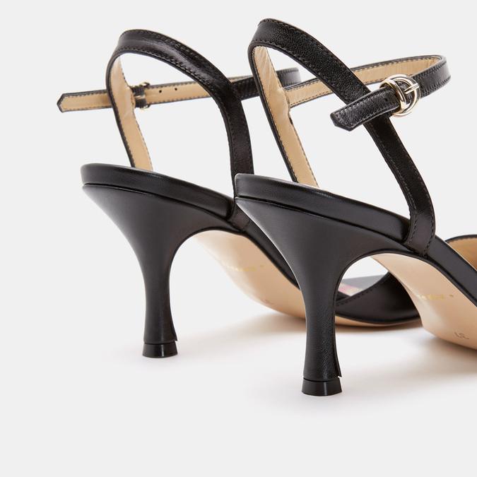 Chaussures Femme bata, Noir, 764-6749 - 17